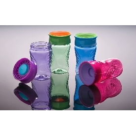 Wow kids training cup - pink