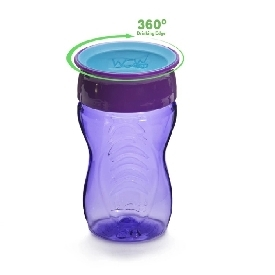 Wow kids training cup - purple
