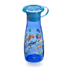 Wow mini training cup - blue