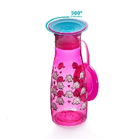 Wow mini training cup - pink