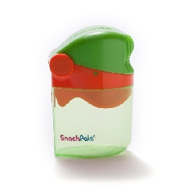Snackpals 6oz. -Green