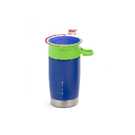 Wow sports stainless steel (size s) - blue