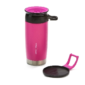 Wow sports stainless steel (size m) - pink