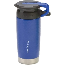 Wow sports stainless steel (size m) - blue
