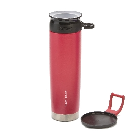 Wow sports stainless steel (size l) - red