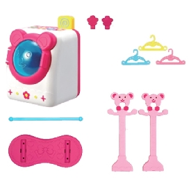 MELL CHAN - Laundry Play Set