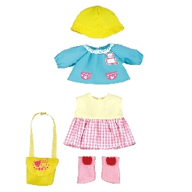 MELL CHAN Dress Up Kit - Preschool Uniform