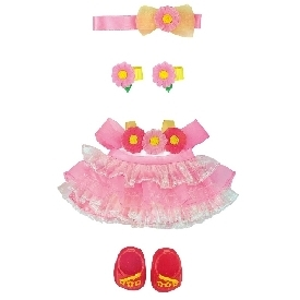 MELL CHAN Dress Up Kit - Floral dress set