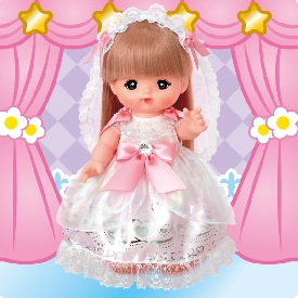 MELL CHAN Dress Up Kit - Romantic Dress