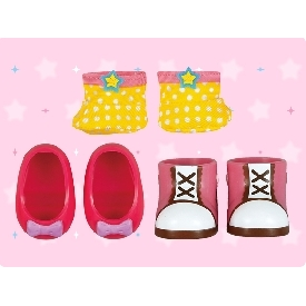 MELL CHAN Dress Up Kit - Pretty Shoes Set