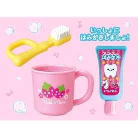Mell chan - toothbrush set