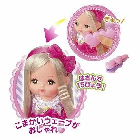 Mell chan - hair arrangement
