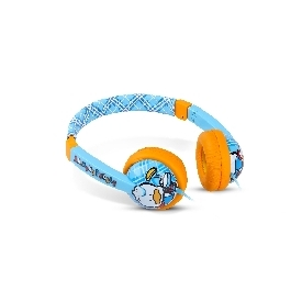 Kids safe headphone with volume limiter - ahiru no pekkle