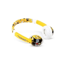 Kids safe headphone with volume limiter - bad badtz-maru