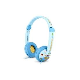 Kids safe headphone with volume limiter - the runabouts