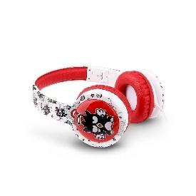 หูฟังเด็กแบบควบคุมระดับเสียง+ไมโครโฟน - แบดแบตซ์มารุ