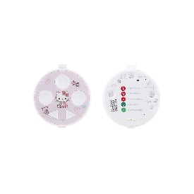 Kids headphone with voice recorder – hello kitty