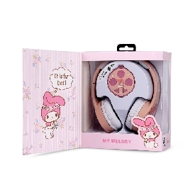 Kids Headphone with Voice Recorder – My Melody