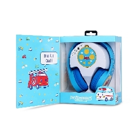 Kids headphone with voice recorder – the runabouts