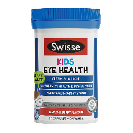 Swisse kids eye health 30 capsules