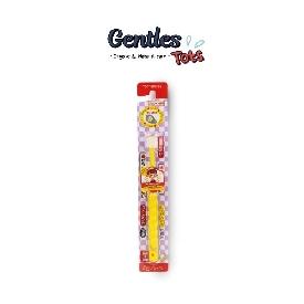 360° toothbrush - yellow