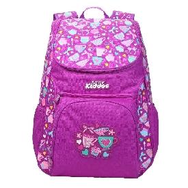 My wacky Cup Purple backpack