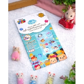 Kindee Mosquito Repellent Patch Ready-to-use - Tsum Tsum