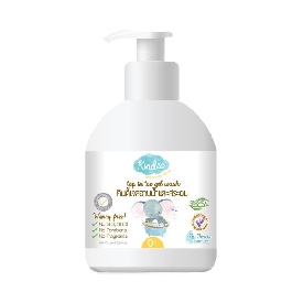 Kindee top to toe gel wash 250ml.