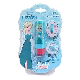 Frozen lip care -red