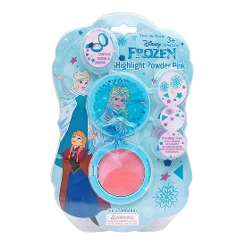 Frozen highlight powder pink
