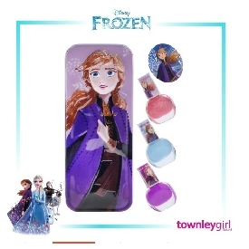 Frozen 2 nail polish set - anna