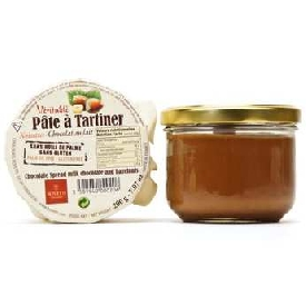 Organic traditional hazelnut and milk chocolate spread (200g)