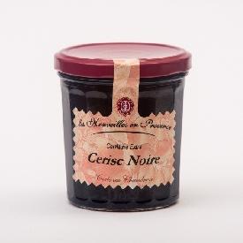 Confit de provence - แยมเชอร์รี่ดำ 370 กรัม