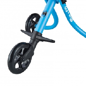 Micro trike deluxe blue (seatbelt)
