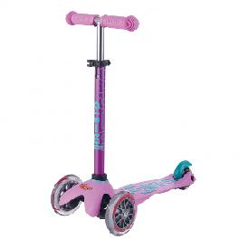 Mini micro deluxe scooter lavender