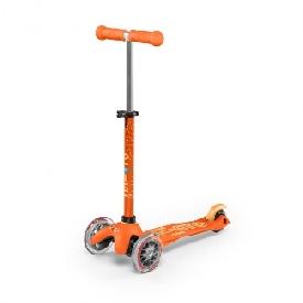 Mini micro deluxe scooter - orange