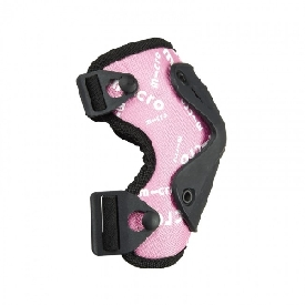Micro knee-/ elbow pad size s - pink