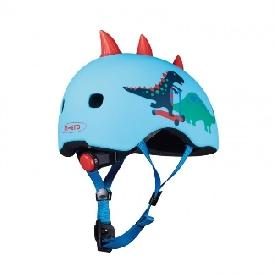 Micro helmet 3d scootersaurus v2 - size s