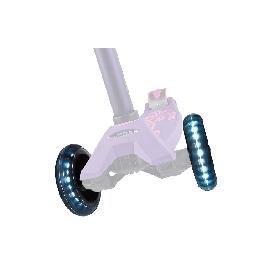 Micro scooter ล้ออะไหล่มีไฟ สำหรับรุ่น maxi