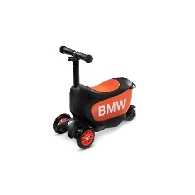 Micro BMW Kids Scooter Black/Orange