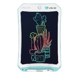 """Lcd writing tablet 10"""" - blue"""
