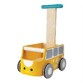 Van walker yellow