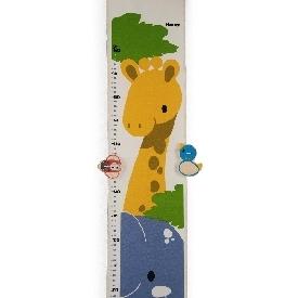 Jungle height chart