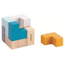 Mini 3d puzzle cube
