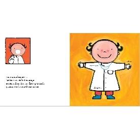 หนังสือชุดหนูอยากเป็น - คุณหมอ (ปกอ่อน)
