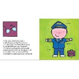 หนังสือชุดหนูอยากเป็น - นักบิน (ปกอ่อน)