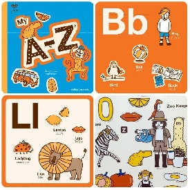 My a-z - thai book
