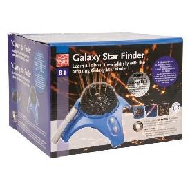 Galaxy star finder