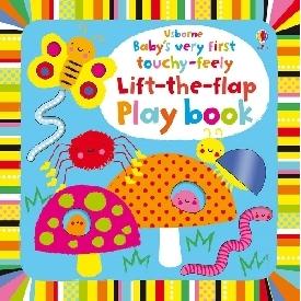 หนังสือสัมผัสทารก