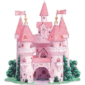 Princess palace press out and build